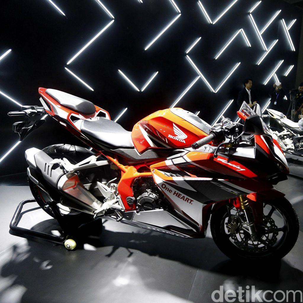 Kembangkan CBR250RR, Honda: Kami Tidak Melihat Kompetitor