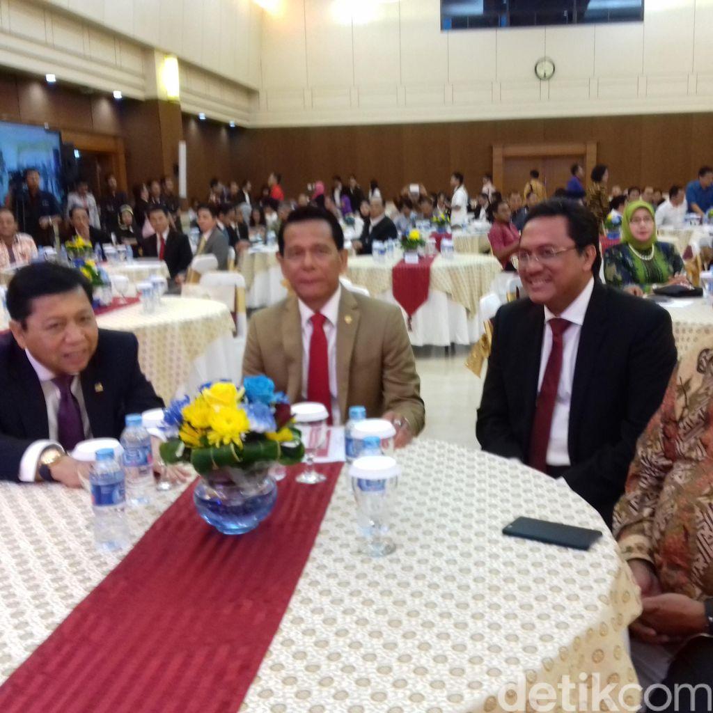 BPK Gelar Seminar Nasional Kaji Peluang Dana Politik Dibiayai APBN