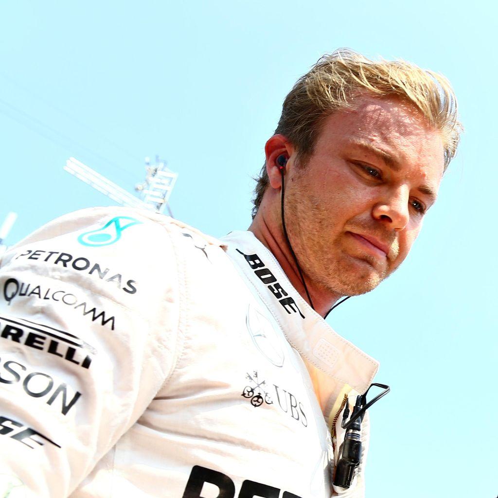 Tergusur dari Puncak Klasemen, Rosberg: Musim Masih Panjang