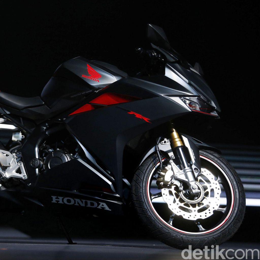 Honda Pertimbangkan Ekspor CBR250RR