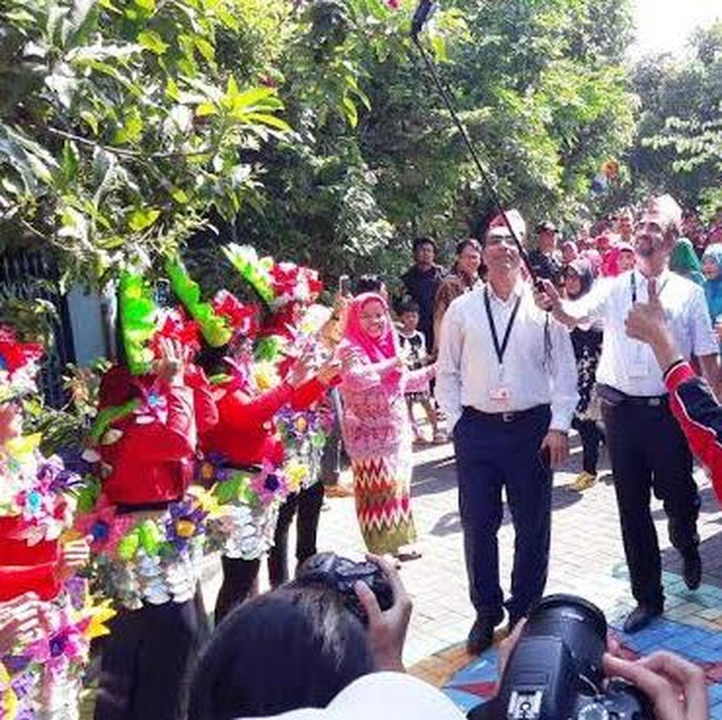 Kampung Bratang Binangun Puaskan Delegasi PrepCom 3 for Habitat