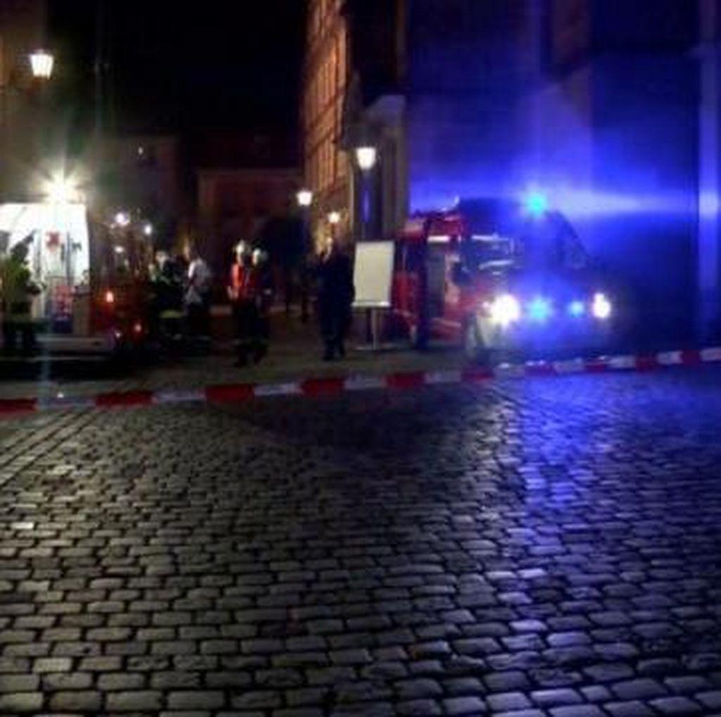 Tentang Pelaku Teror Ansbach: Permohonan Suaka Ditolak & 2 Kali Coba Bunuh Diri