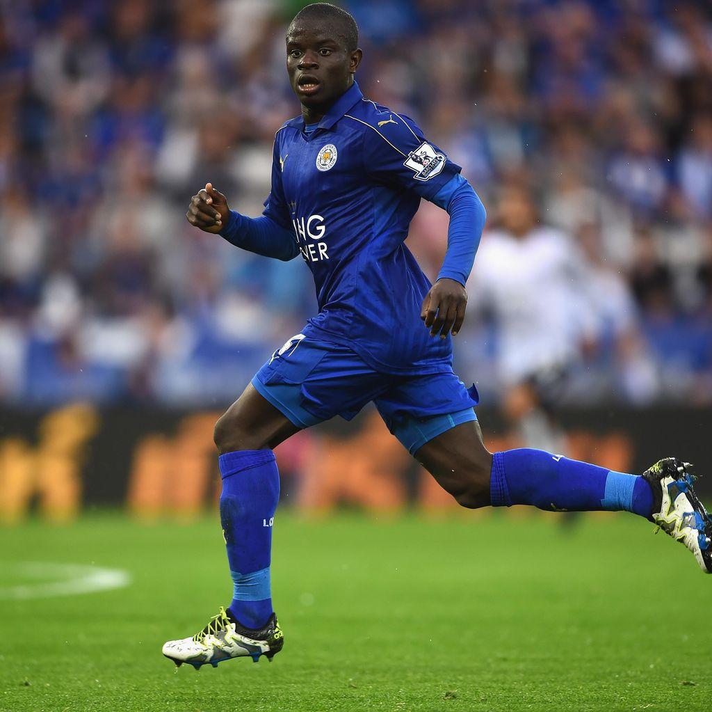 Tangis Leicester Mengiringi Kepergian Kante
