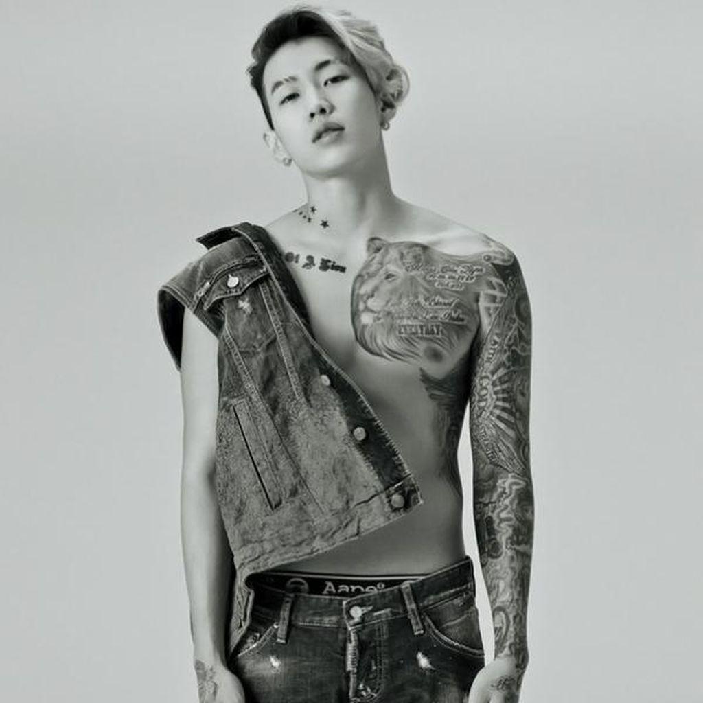 Jay Park Ungkap Alasan Selalu Buka Baju Saat Manggung