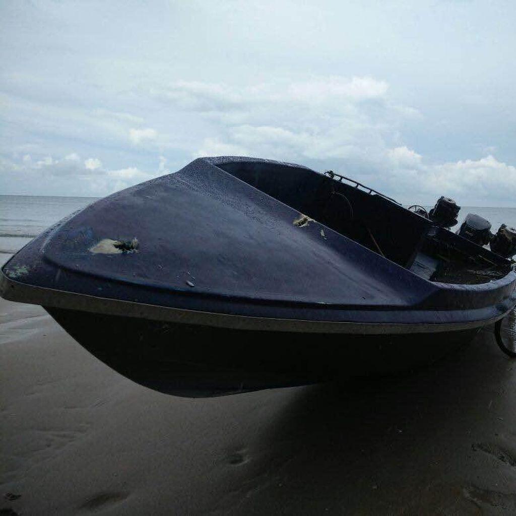 Ini Wujud Kapal WNI Tenggelam di Johor dan Sebabkan 11 Orang Tewas