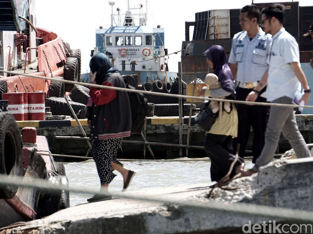 Jelang Eksekusi Mati, Keluarga Terpidana dan Jaksa Menyeberang ke Nusakambangan