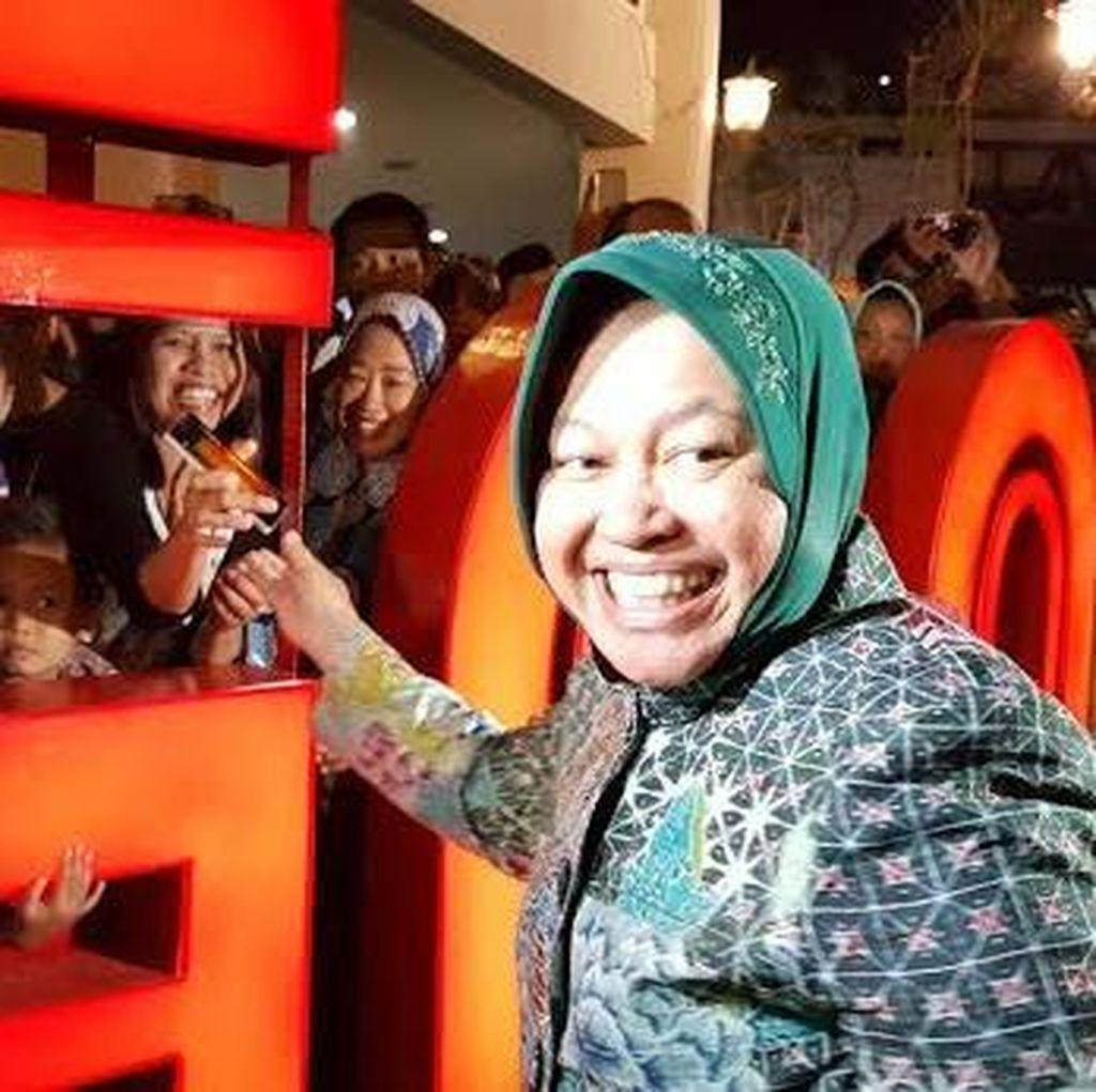 Kemunculan Risma di Pilgub DKI 2017 Dianggap Fenomenal Seperti Jokowi