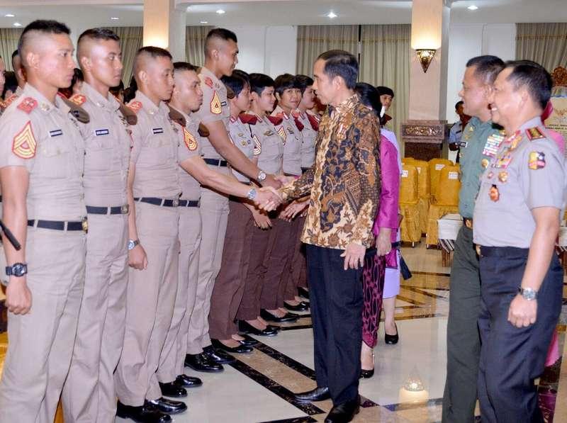 Ini Pesan Penting Jokowi untuk 720 Calon Perwira TNI-Polri yang Akan Dilantik