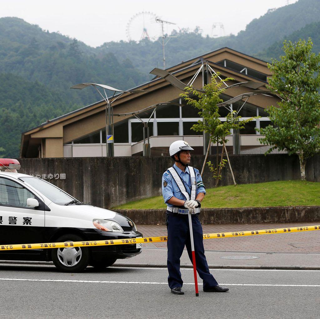 19 Orang Dibantai di Jepang, Pelaku Ingin Habisi Semua Penyandang Disabilitas