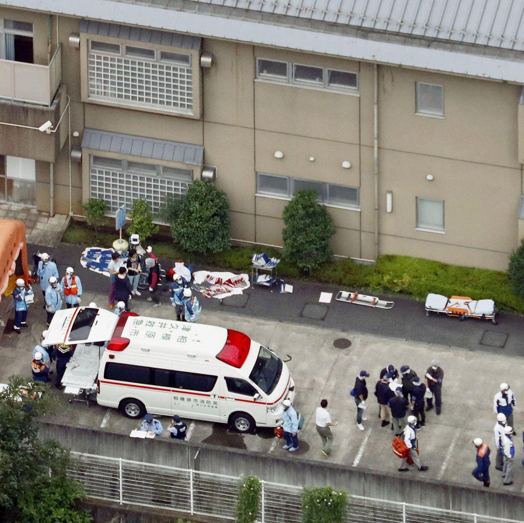 Ini Identitas Pria Bersenjata Pisau yang Tewaskan 19 Orang di Jepang
