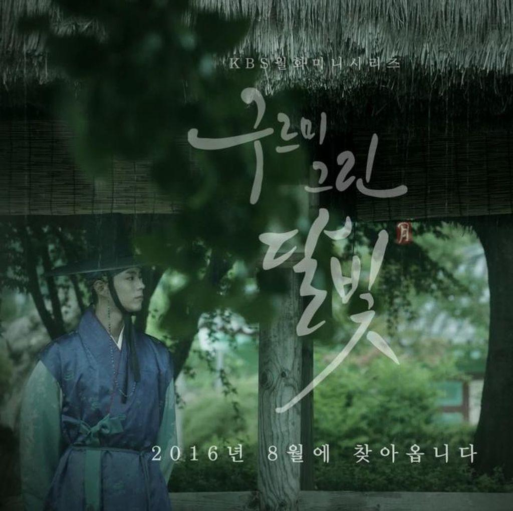 Klopnya Park Bo Gum dan Kim Yoo Jung di Teaser Moonlight Drawn By Clouds