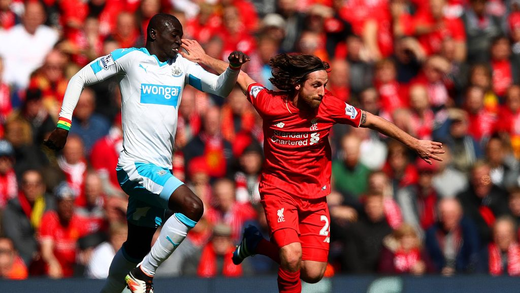Liverpool Lepas Joe Allen ke Stoke