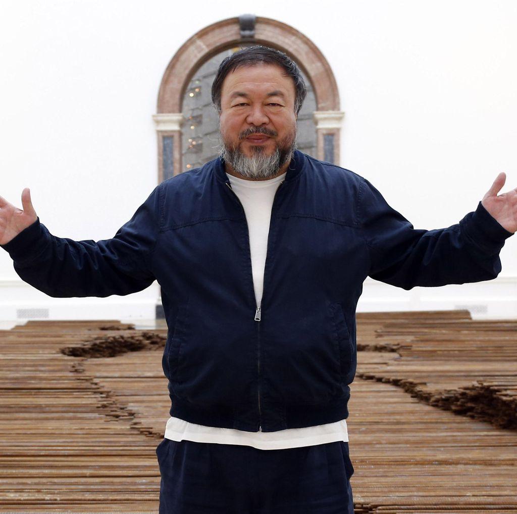 Demi Karya Instalasi Terbaru, Ai Weiwei Mendekam di Bui