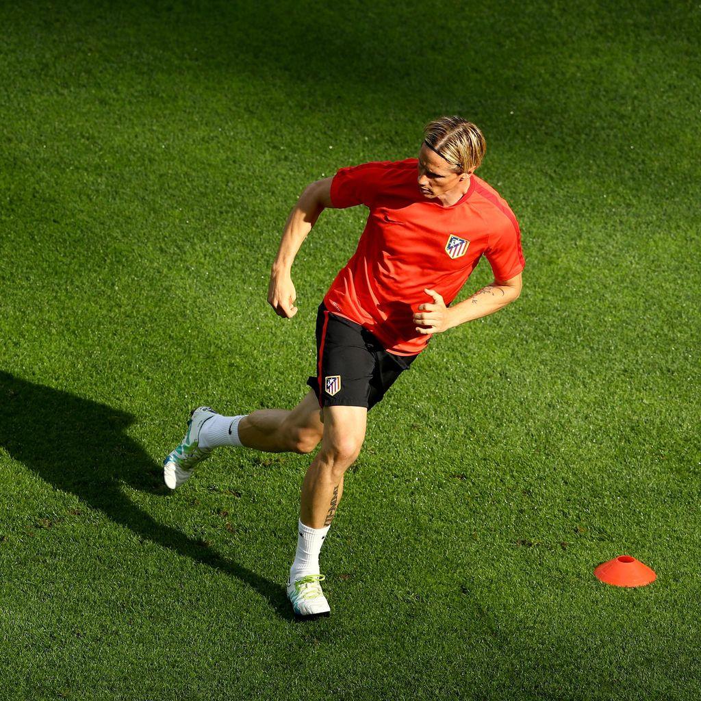 Torres Tekankan Pentingnya Pramusim untuk Atletico