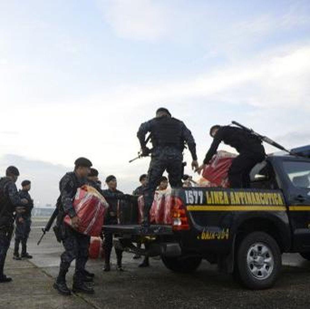Polisi Guatemala Sita 2 Ton Lebih Kokain