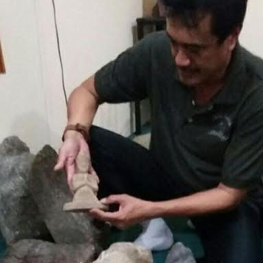 Bangsa Kekar Tiang, Pembuat Arca Semar Hingga Bangun Kawasan Gunung Padang