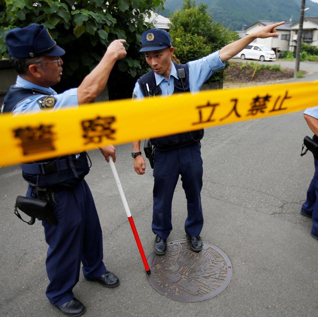 Pembantaian di Panti Disabilitas di Jepang Dilakukan Saat Korban Tidur