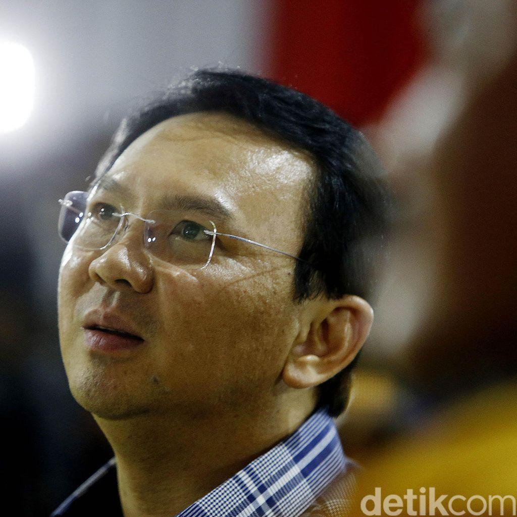 Ahok dan Megawati Mesra di Rapimnas Golkar, Sinyal Politik Pilgub DKI?
