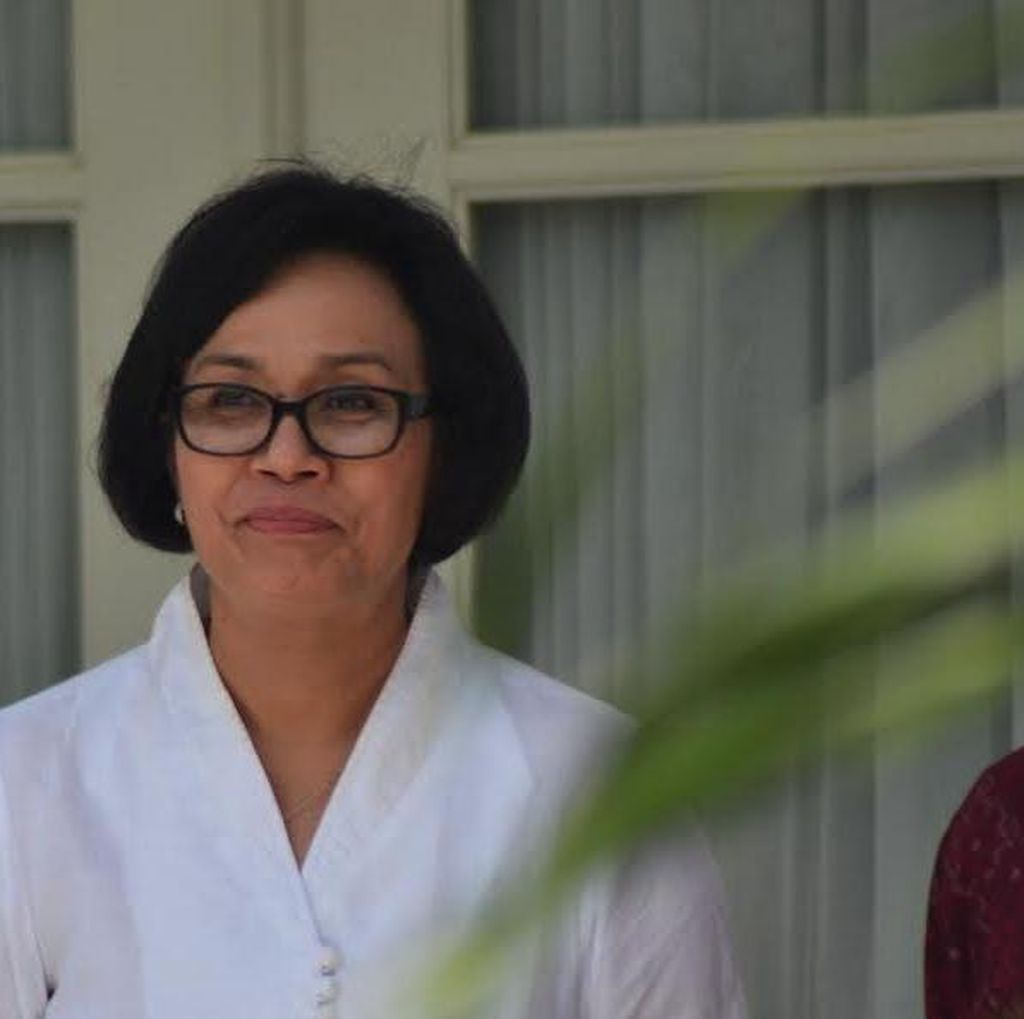 Pejabat Kemenkeu: Welcome Home Bu Sri Mulyani