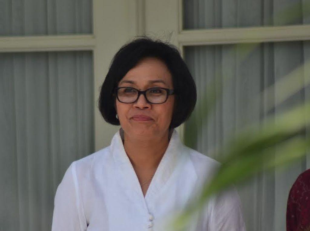 Surat Presiden Bank Dunia Soal Sri Mulyani Pulang Kampung