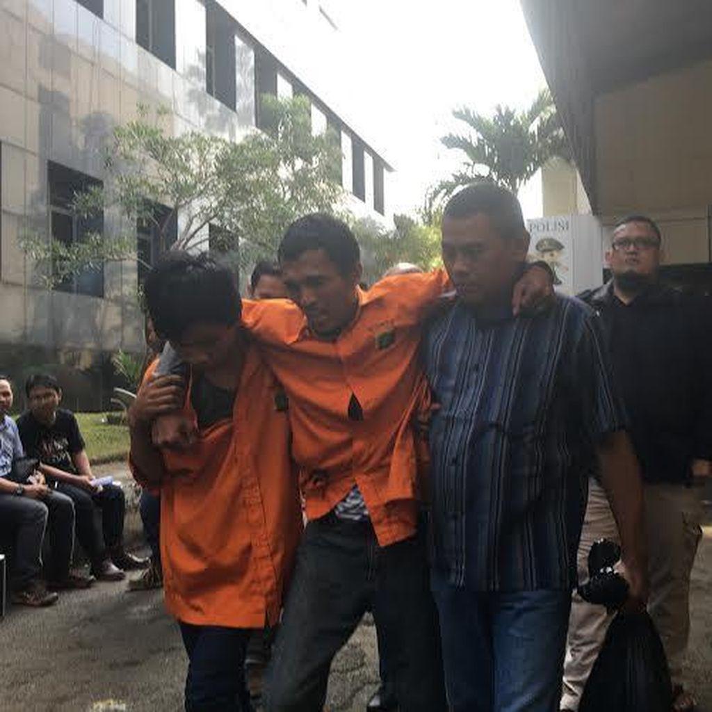 Pria Bersarung yang Dibakar di Serpong Ternyata DPO Polisi