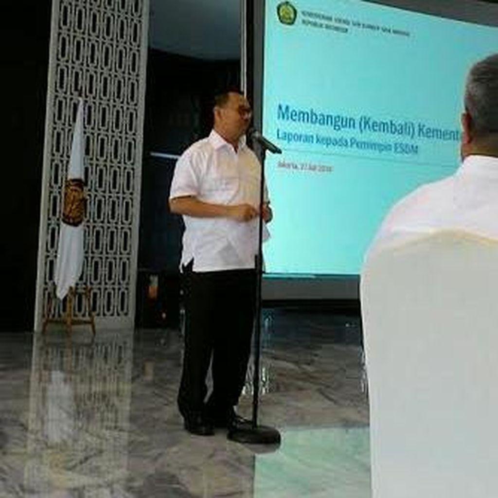 Sudirman Said Paparkan Hasil Kerjanya Selama 2 Tahun Menjabat Menteri ESDM