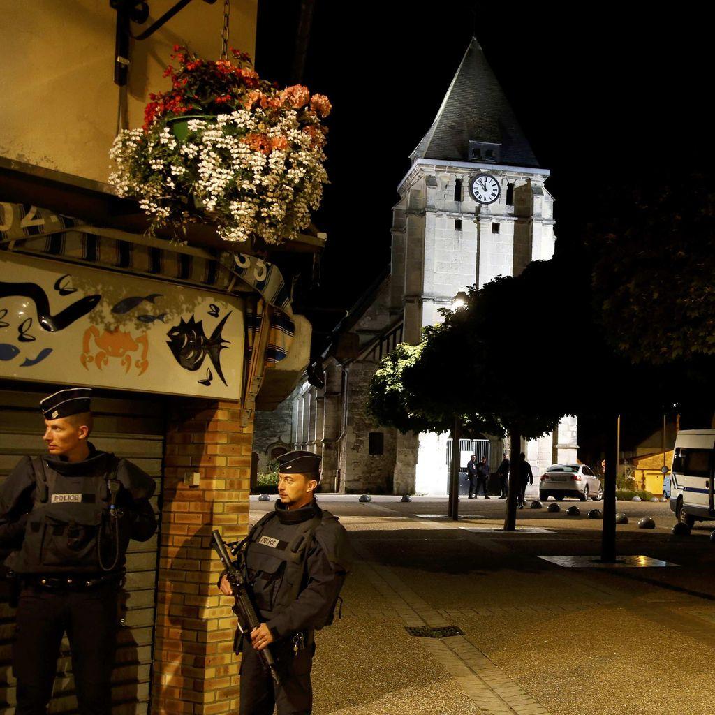 Arab Saudi Kecam Keras Serangan di Gereja Prancis