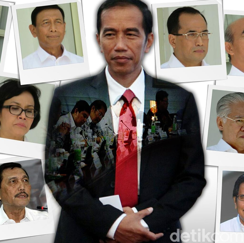 Trio UI di Tim Ekonomi Jokowi