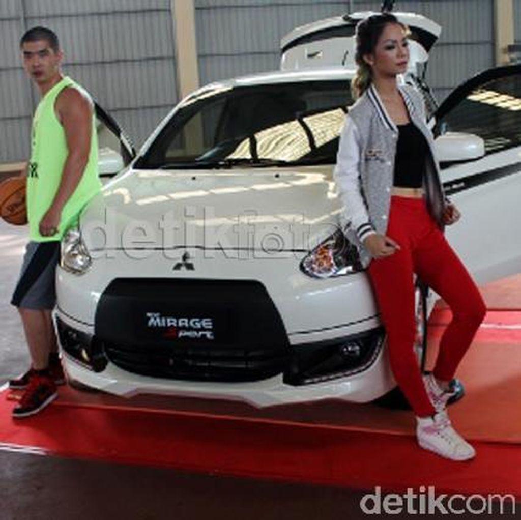 Mitsubishi Hentikan Produksi Mirage Sport
