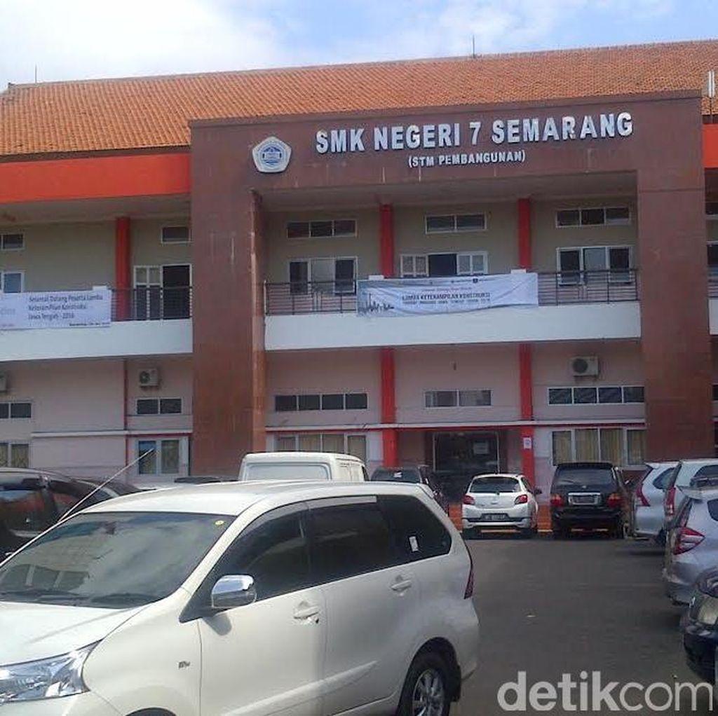 Nilai Agama Kosong Siswa Tak Naik Kelas, SMK N 7 Semarang: Harus Ikut Aturan