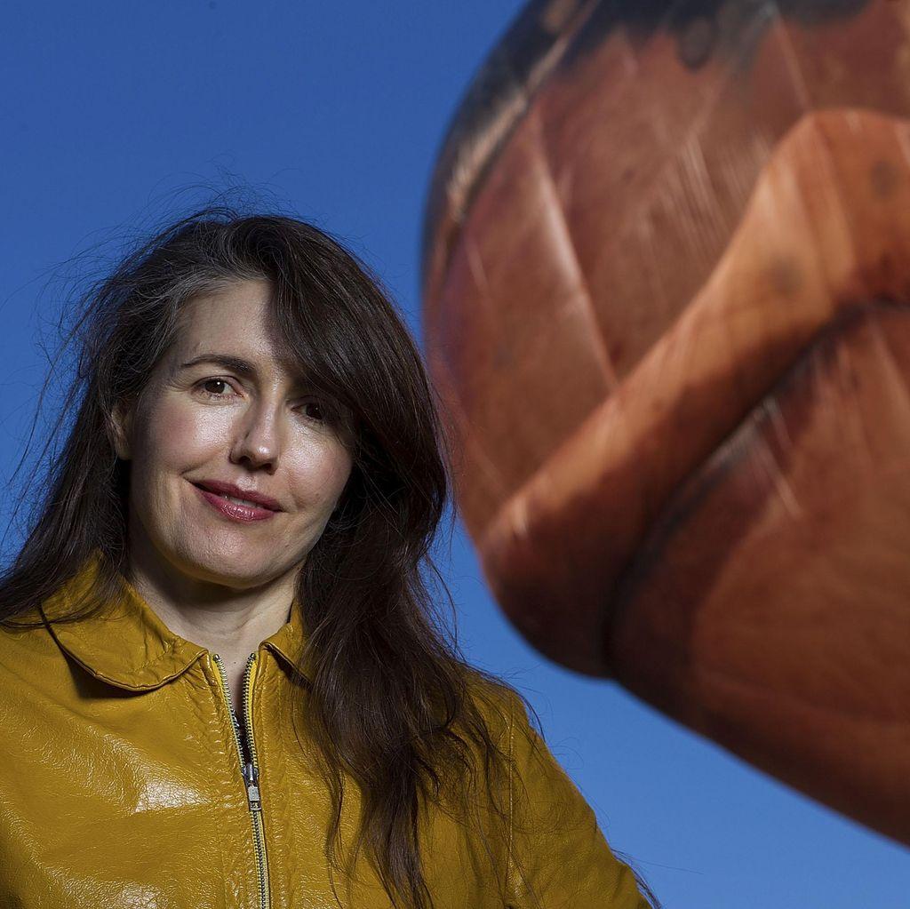 Jadi Bagian Kampanye, Patricia Piccinini Ciptakan Patung Mirip Manusia