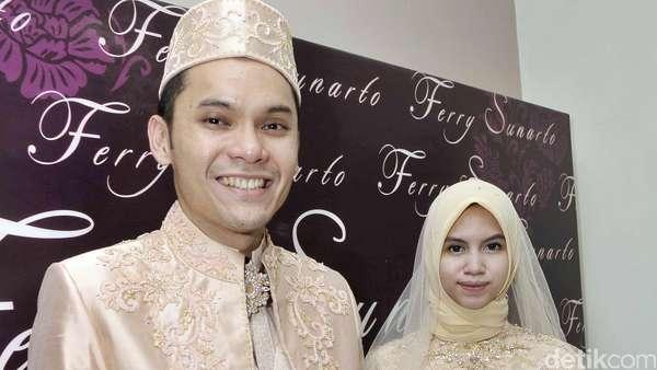 Mengintip Baju Pengantin Ben Kasyafani dan Calon Istri