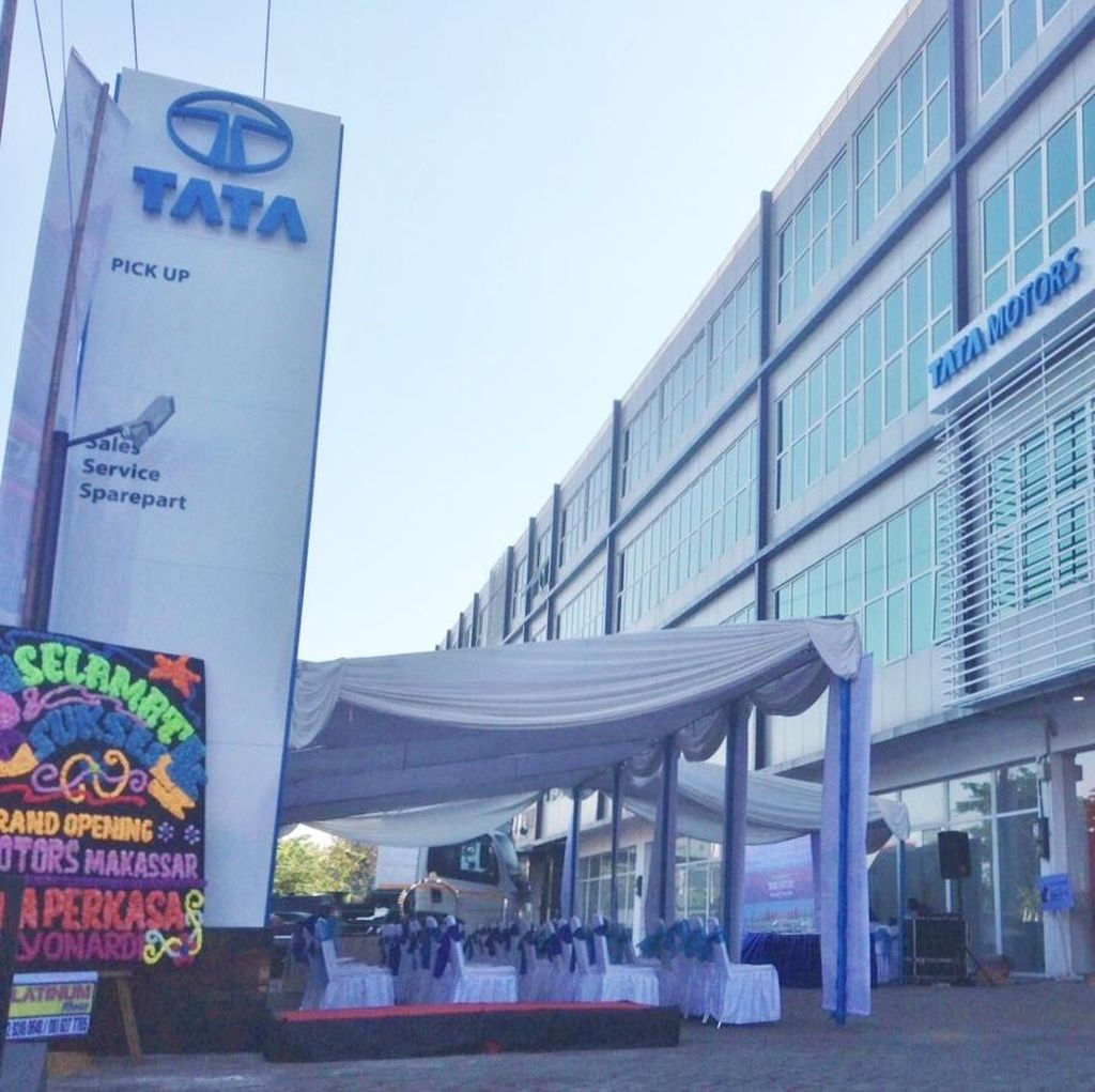 Masuk Sulawesi, Tata Motors Bidik Pasar Truk Ringan dan Pikap Kabin Ganda