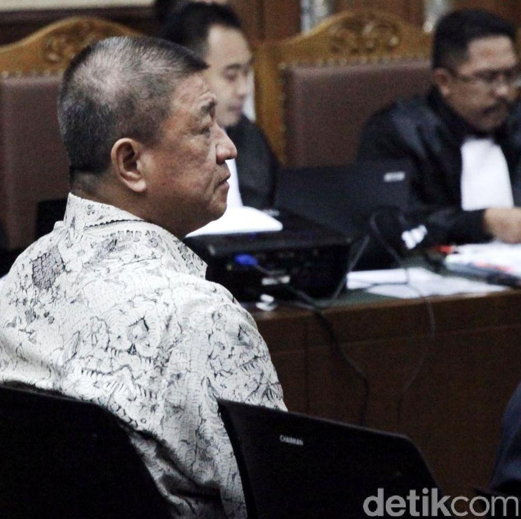 Nono Sampono ke DPRD DKI, Aguan: Dia Bilang ke Sana sebagai Pakar