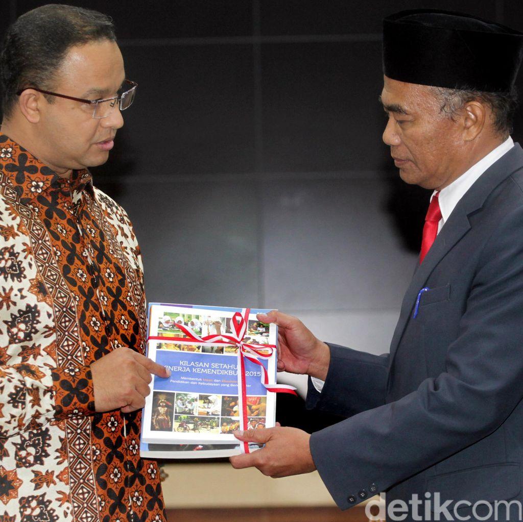 Anies Baswedan dan Kisah Relawan yang Tersingkir dari Kabinet Jokowi