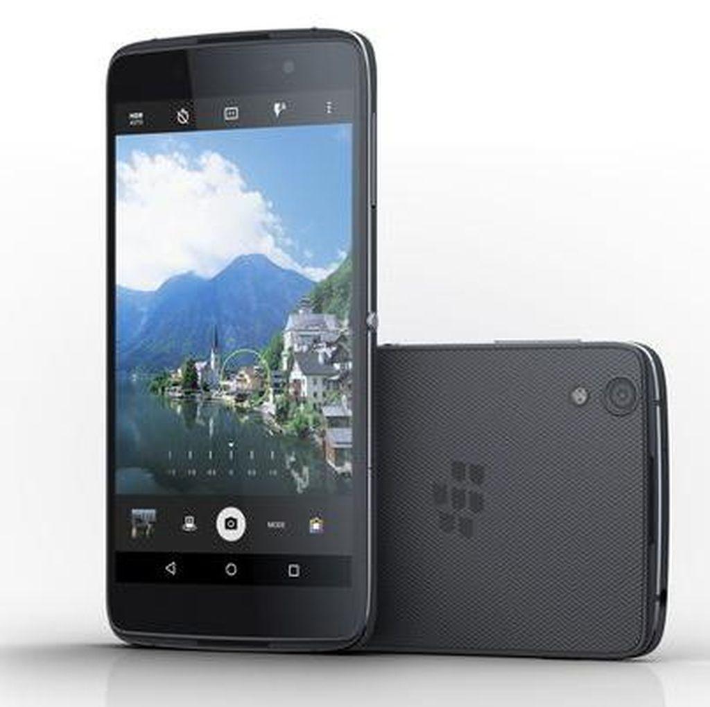 BlackBerry DTEK50 Diklaim Android Teraman Sejagat