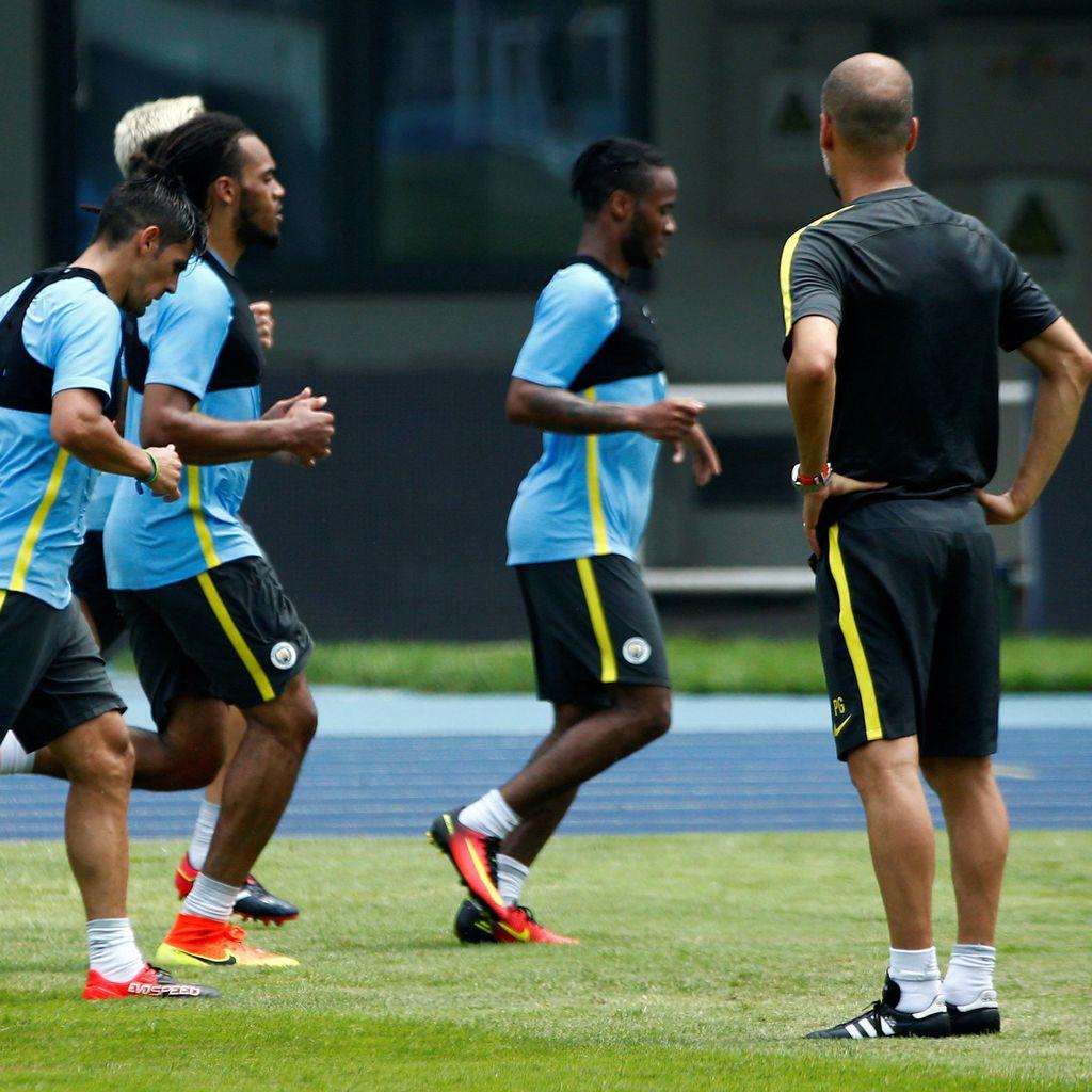 City Harus Cepat Beradaptasi dengan Taktik Guardiola