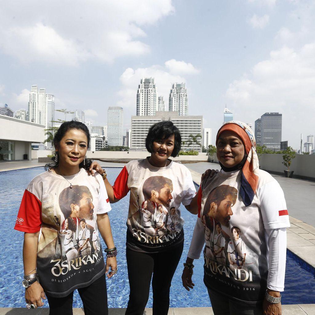 Ini Tantangan Trio Srikandi kepada Atlet-Atlet yang Berlaga di Olimpiade Rio