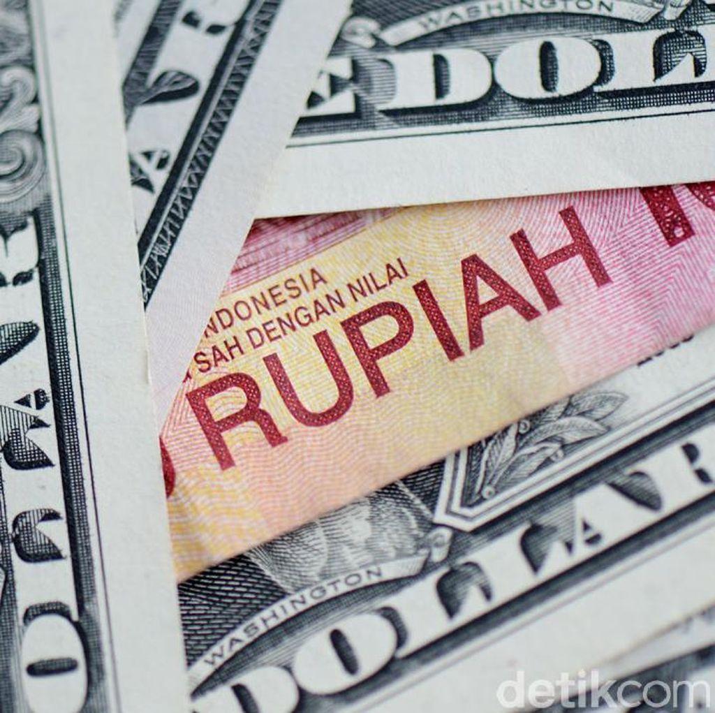 Dolar AS Bergerak di Rp 13.276