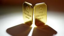 Antam Jual Emas 5,3 Ton dalam 6 Bulan