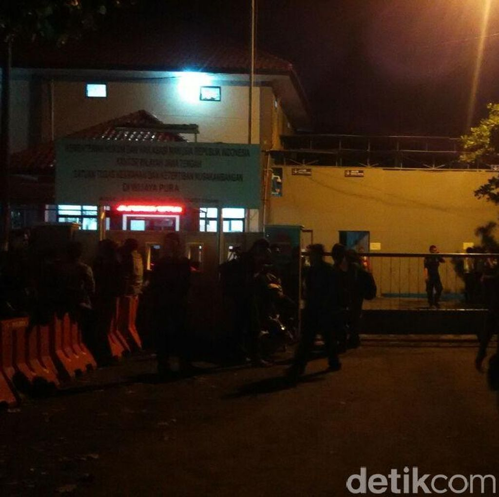 Begini Suasana Dermaga Wijaya Pura Beberapa Jam sebelum Eksekusi Mati