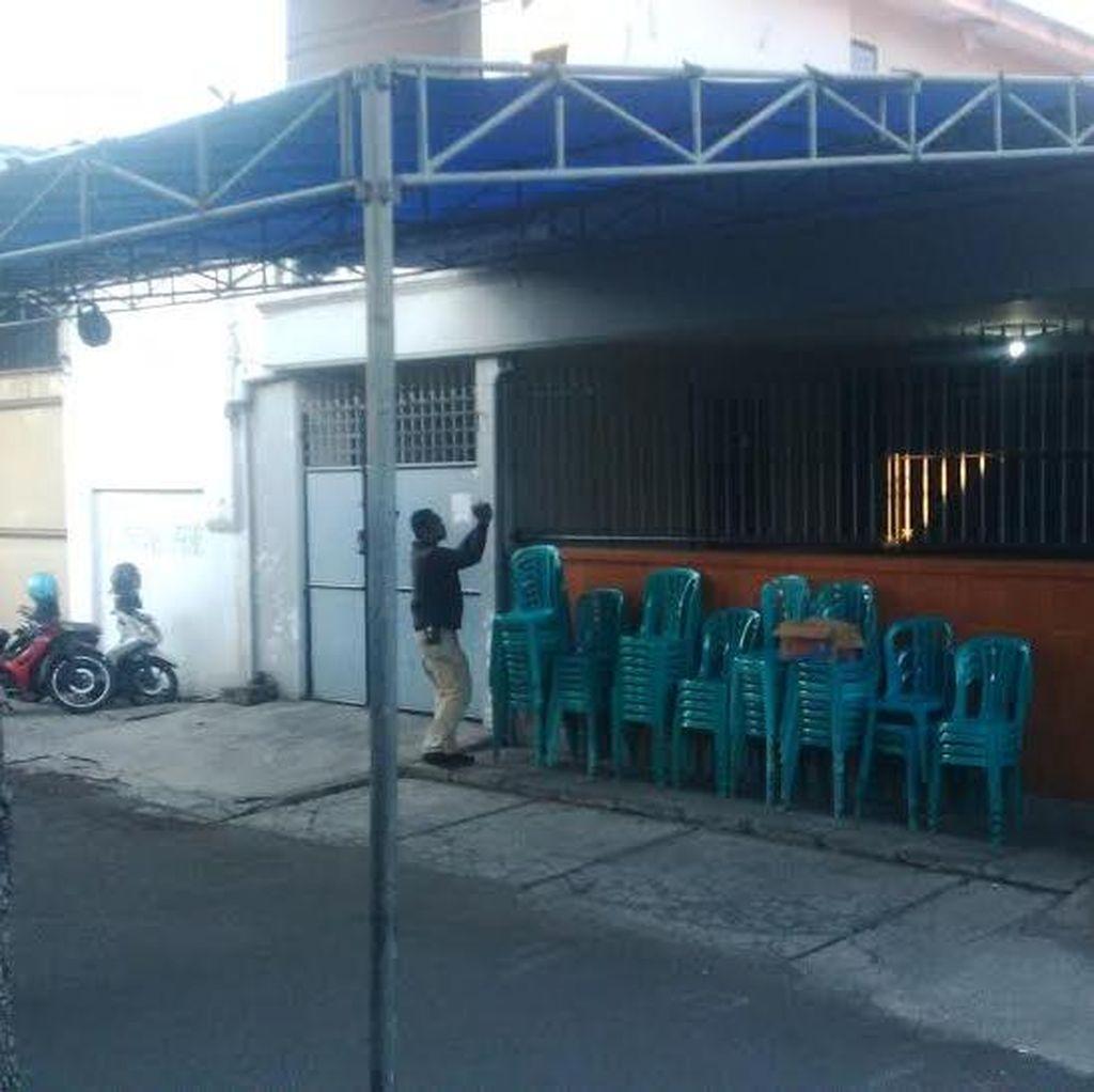 Keluarga Freddy Budiman Telah Berada ke Nusakambangan, Rumah Kosong
