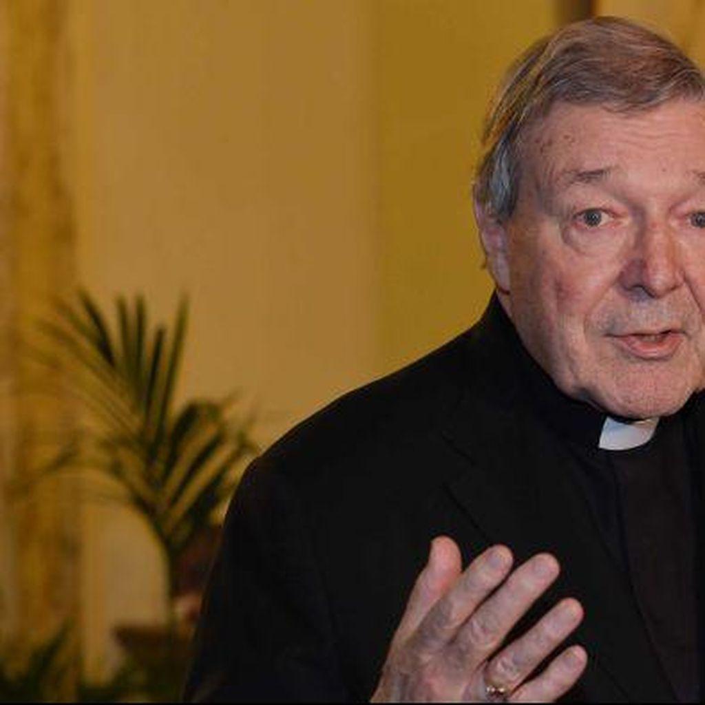 Kardinal Australia George Pell Bantah Tuduhan Pelecehan Seksual