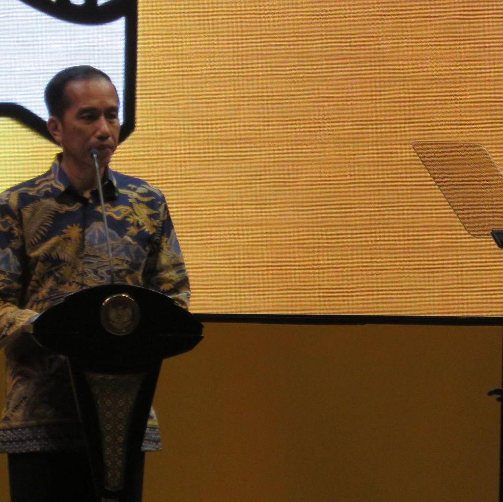 Jokowi Minta Semua Partai Serius Mendukung Kebijakan Pemerintah
