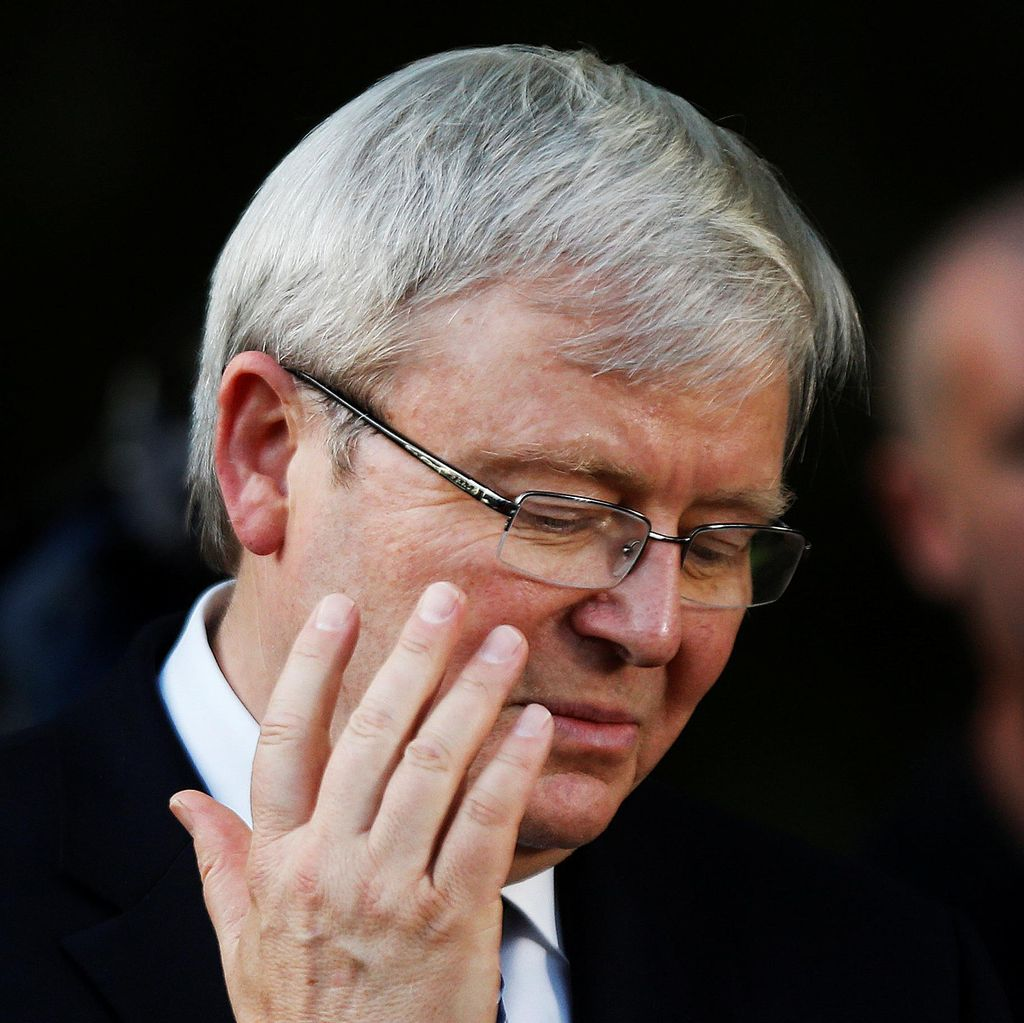Dianggap Tak Cocok Jadi Sekjen PBB, Kevin Rudd Tak Dicalonkan Australia