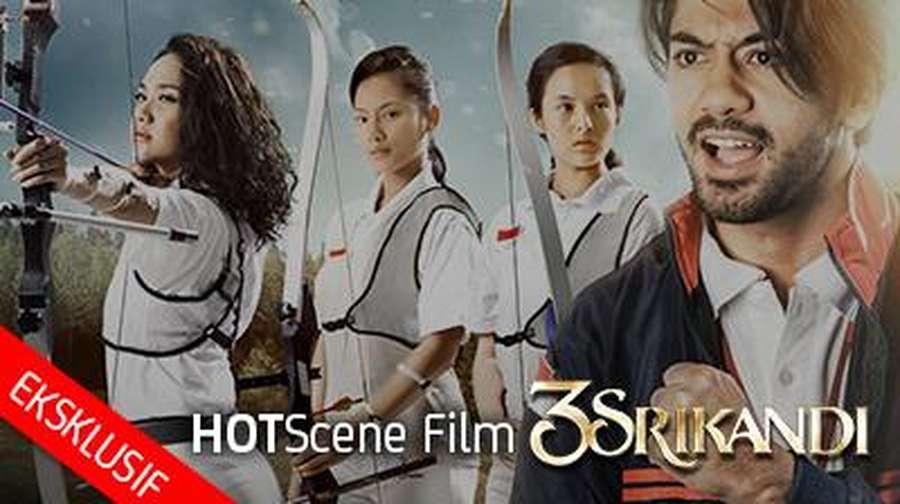 Nantikan HOT Scene Film 3 Srikandi Hari Ini di detikHOT!