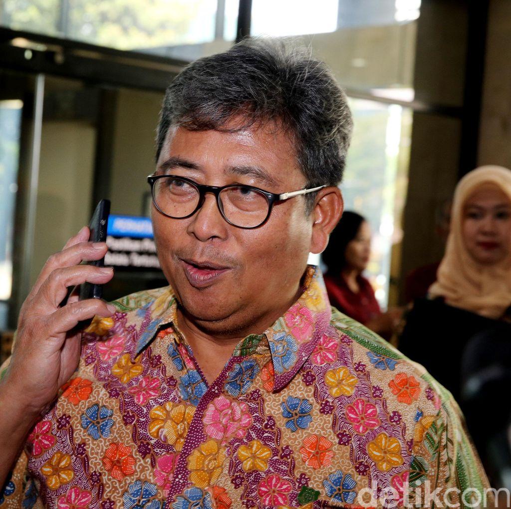 Jampidsus Arminsyah ke KPK untuk Perbarui MoU Penanganan Perkara Korupsi