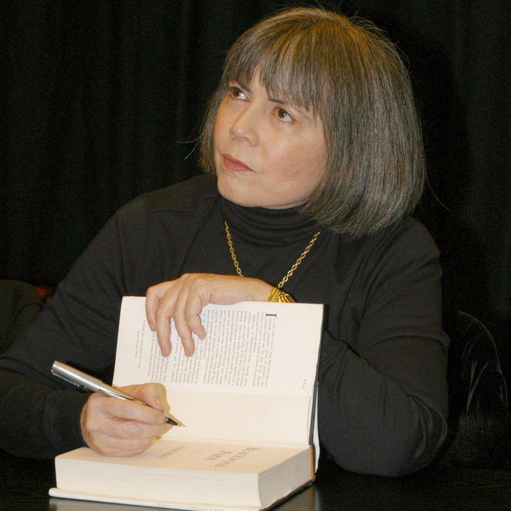 Anne Rice Tulis Novel Vampir tentang Pangeran Lestat