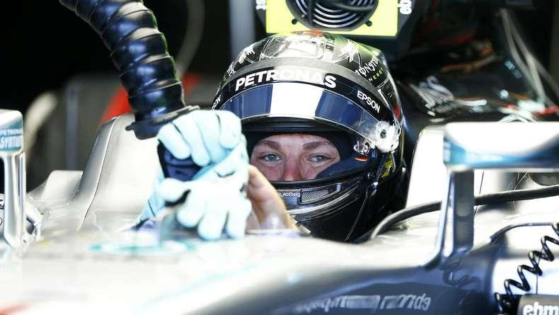 Lagi, Rosberg di Atas Hamilton