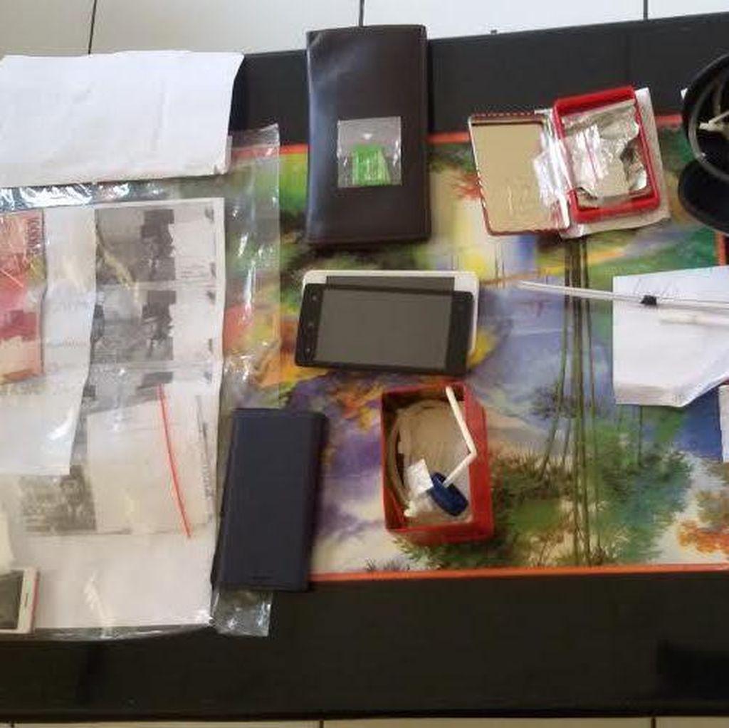 Transaksi Narkoba di Depan Rumah Dinas Wali Kota Yogyakarta, 6 Orang Ditangkap